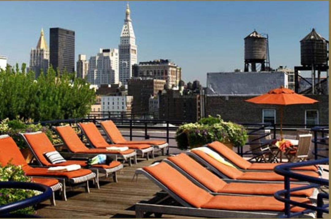 1 Union Square South Roofdeck - Manhattan Rental Apartments