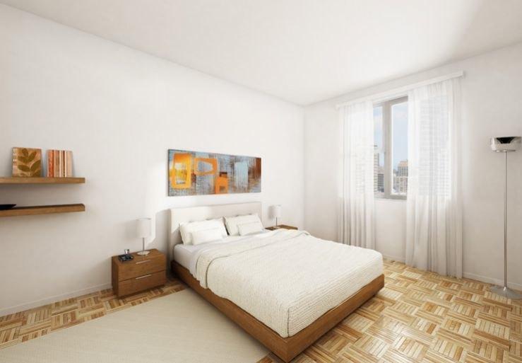 100 Gateway Plaza Apartment Bedroom