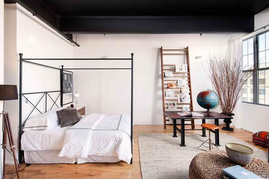 Bedroom at 100 South 4th Street in NYC - Condos for rent
