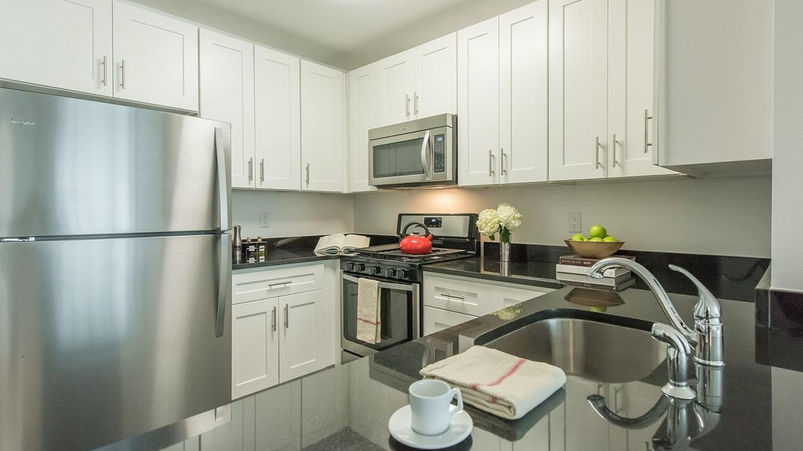 101 West End Avenue rental building Kitchen - NYC Flats