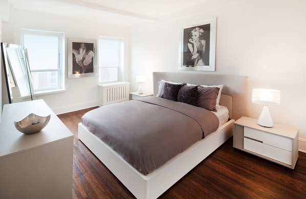 1080 Amsterdam Apartments for Rent NYC Building Bedroom