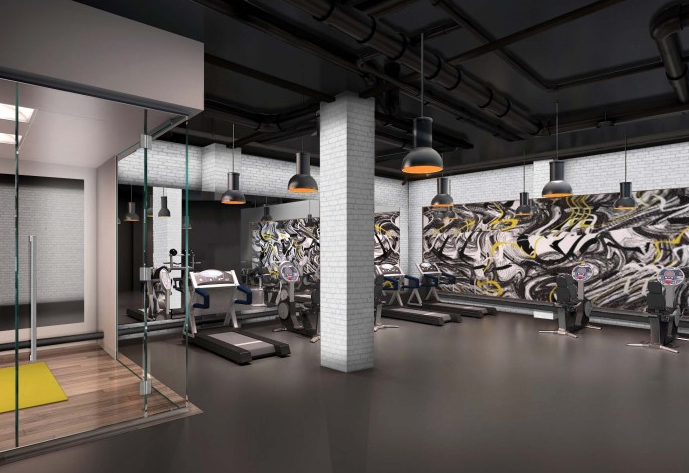 1080 Amsterdam Apartments for Rent NYC Building Fitness Center Gym