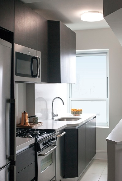 1080 Amsterdam Apartments for Rent NYC Building Kitchen