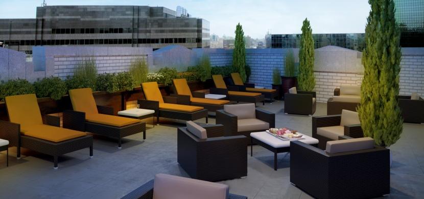 116 John Street New York - Manhattan Rentals - Rooftop Deck