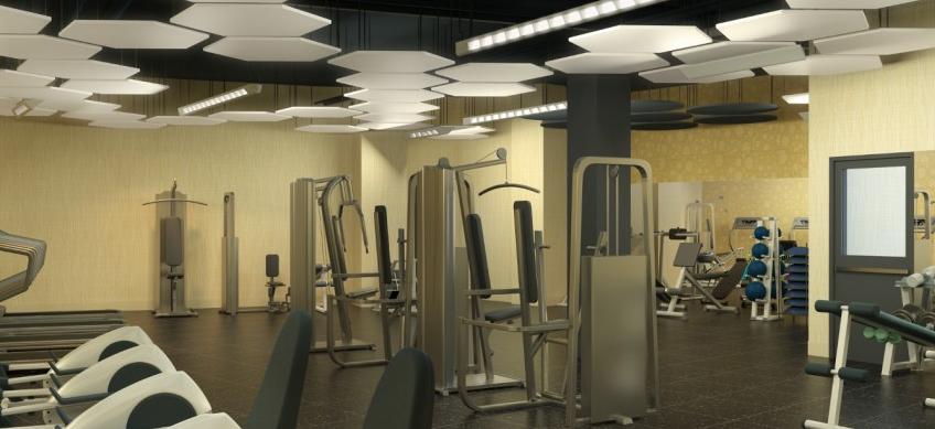 116 John Street New York - Manhattan Rentals - Fitness Center