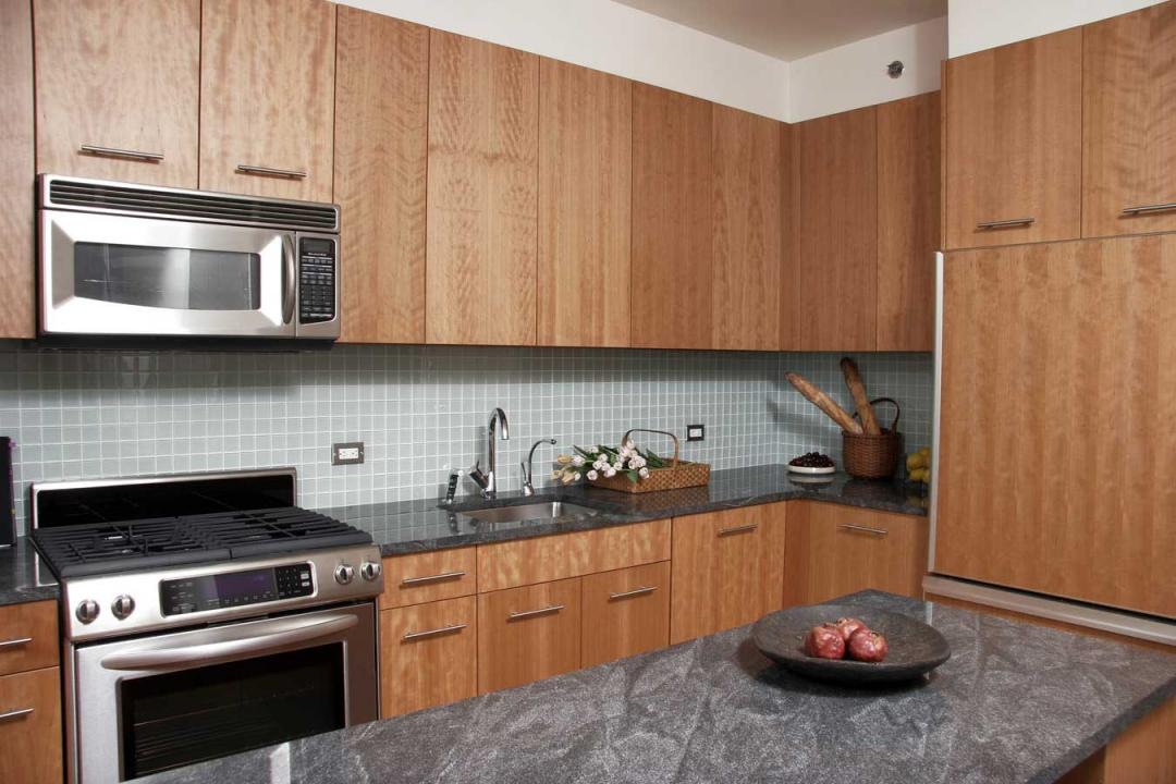 11 East 29th Street New Construction Condominium Kitchen Area