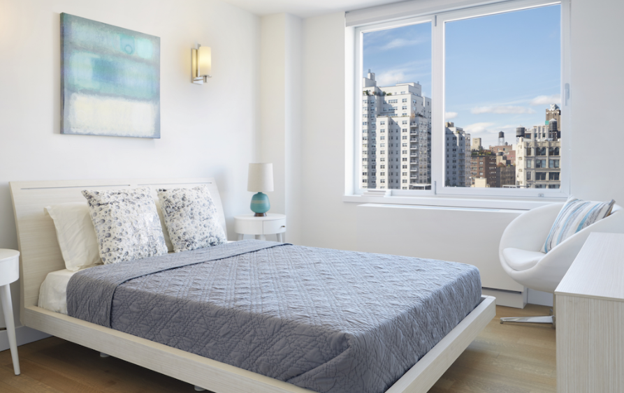 Apartments for rent at Eleven and Third in East Village - Bedroom