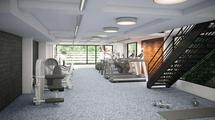 Apartments for rent at Eleven and Third in Manhattan - Fitness Center