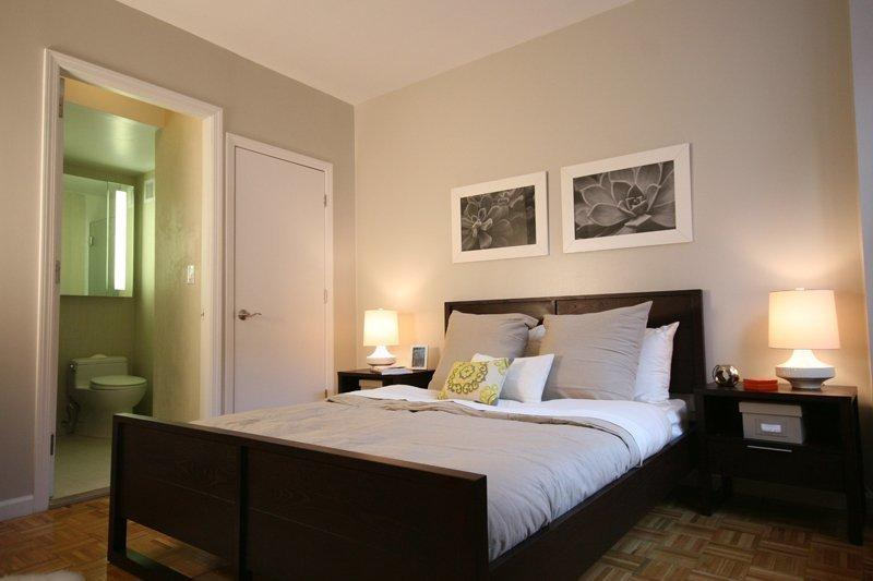 Rentals at 120 West 23rd Street in NYC - Bedroom