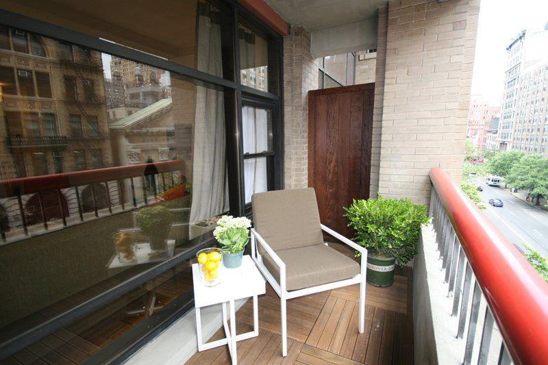 Private Terrace at The Milan in NYC - Apartments for rent