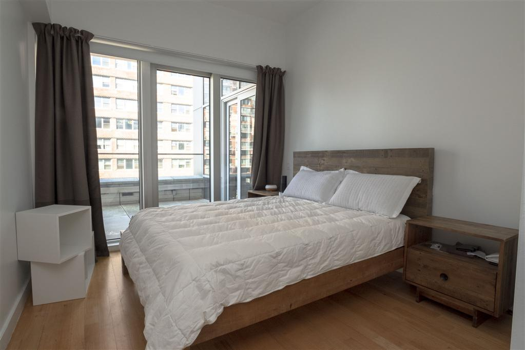 Bedroom View of Apartment Rentals at 14 West 14th Street