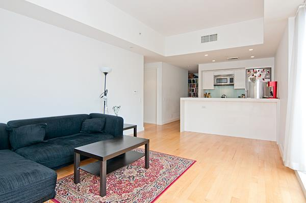 14 West 14th Street rental building Living Room – NYC Flats