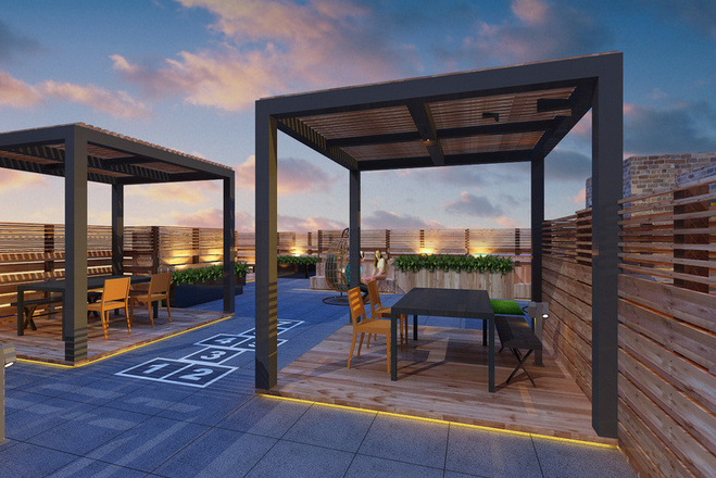 146 South 4th Street- Rooftop Deck- condominium to rent in Brooklyn