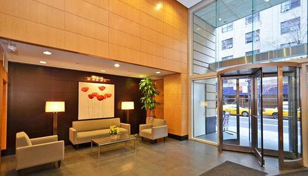Lobby at Casa 155 West 21st Street Chelsea - New York City Condos