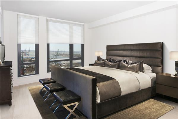 Apartments for rent at 153 Remsen Street in Brooklyn Heights - Bedroom