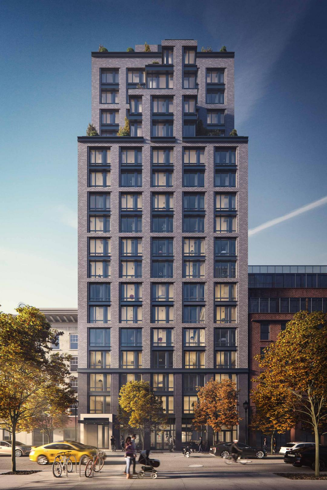 Aparments for rent at 153 Remsen Street in Brooklyn Heights