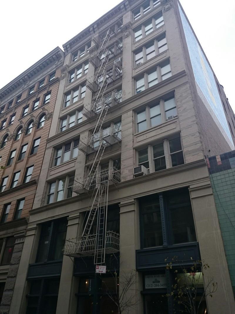 Exterior - 155 Wooster Street - Manhattan Rentals