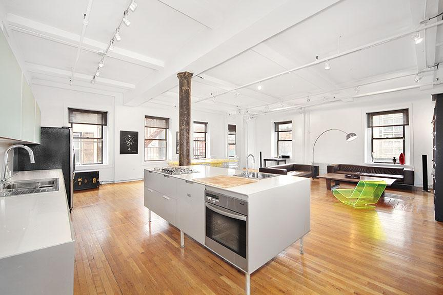 Kitchen - Soho - Manhattan Rentals - New York
