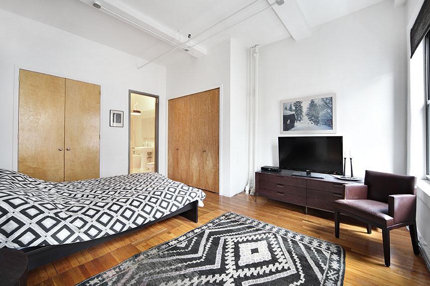 Bedroom - 155 Wooster Street - Soho - New York - Apartment