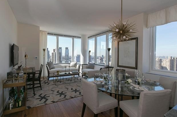 Living room- Hawthorn Park - apartment for rent in NYC