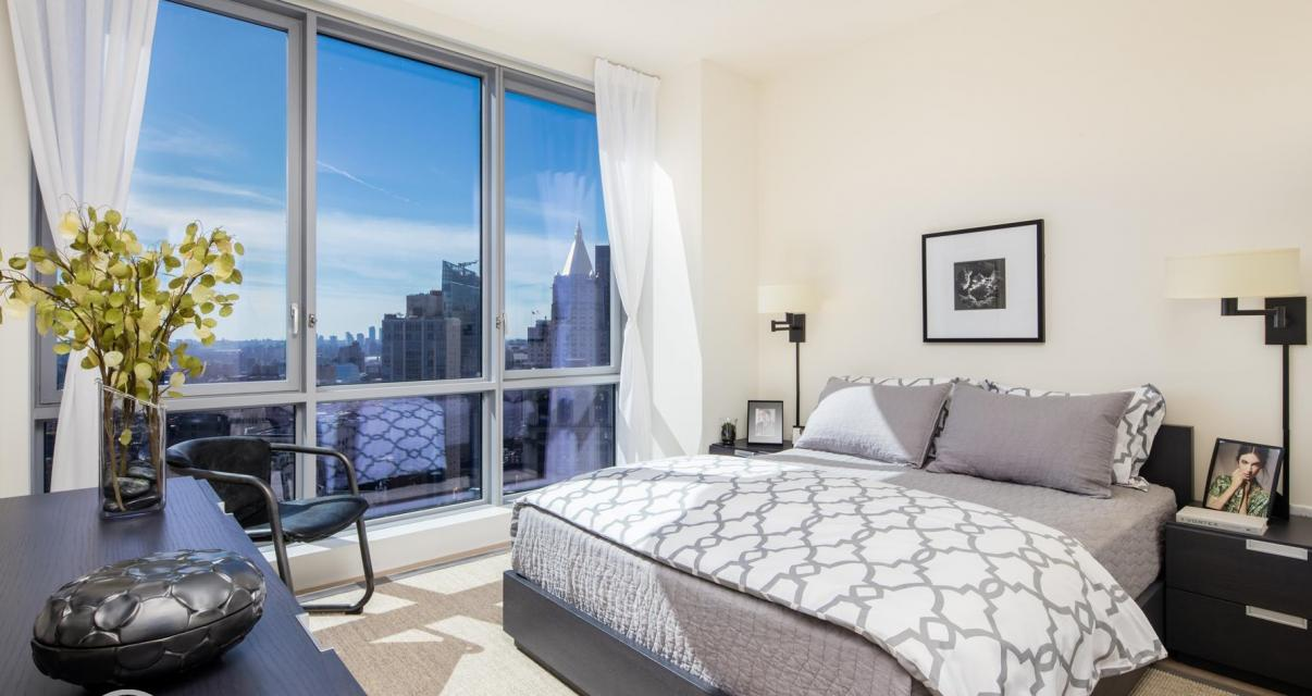 Apartments for rent at One Sixty Madison in NYC - Bedroom