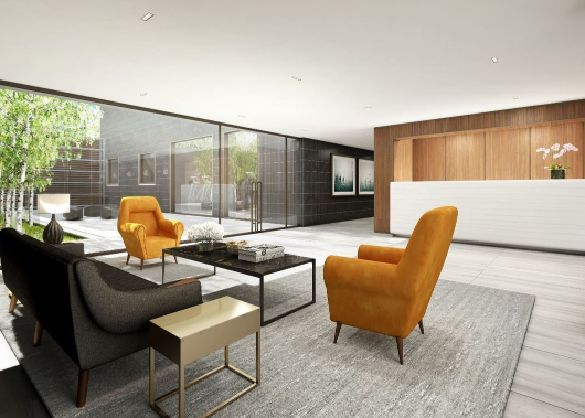 Rentals at 165 East 66th Street - Lobby