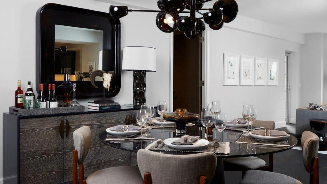Dining Room at 165 East 66th Street in NYC - Apartments for rent