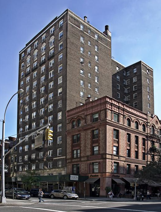 Apartments for rent at 166 West 75th Street