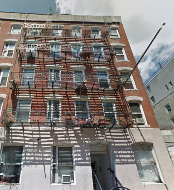 167 Ludlow Street apartment NYC