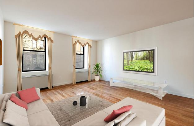 180 West 81 street Rentals-living room, Upper west side NYC