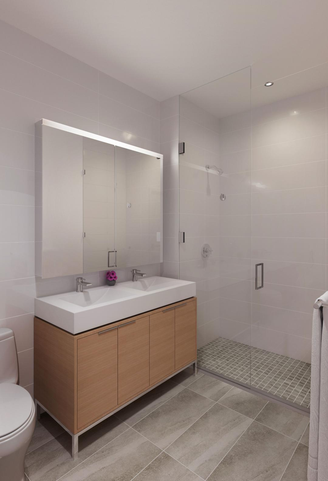 Rentals at 180 Water Street in Manhattan - Bathroom