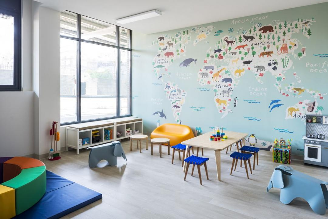 Apartments for rent at 181 Front - Children's playroom