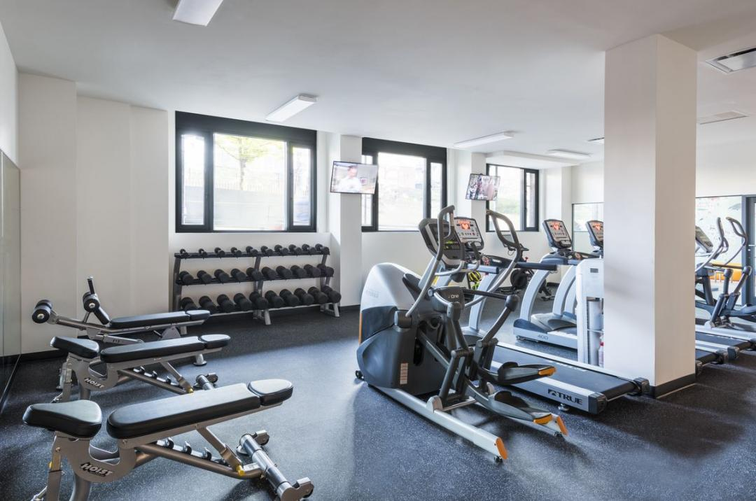 Apartments for rent at 181 Front - Gym