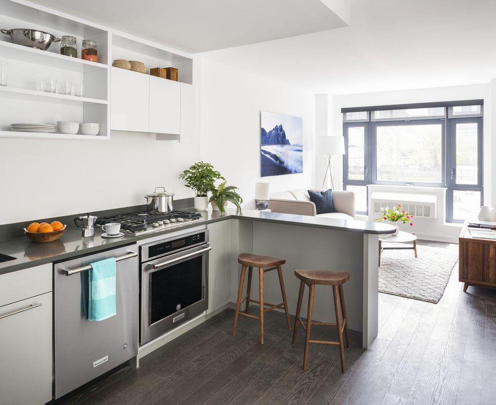Apartments for rent at 181 Front - Kitchen