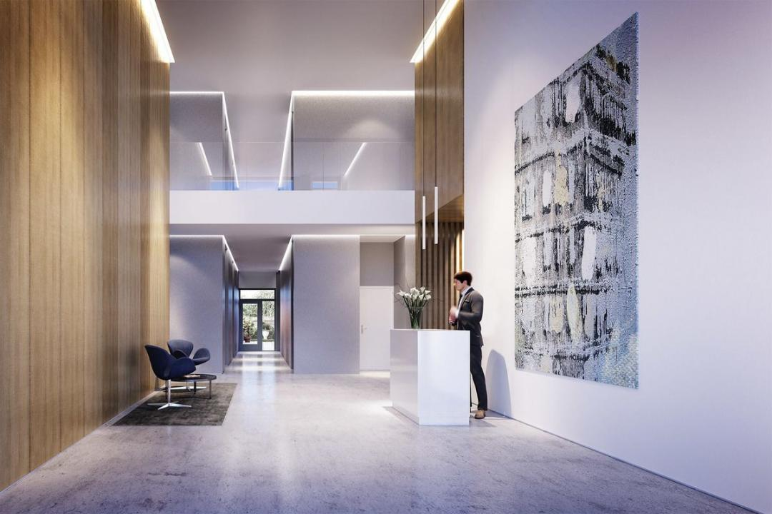 Apartments for rent at 181 Front - Lobby