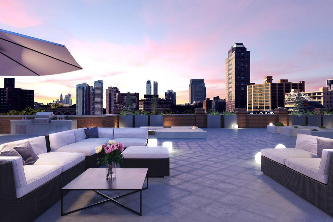 Apartments for rent at 181 Front - Rooftop