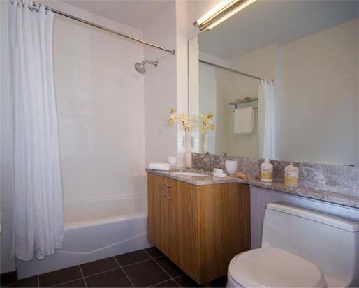 Bathroom at The Ludlow 188 Ludlow Street Manhattan
