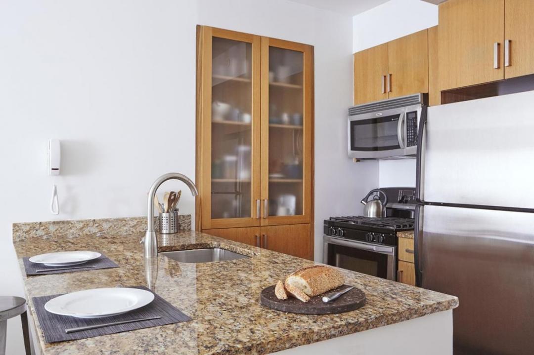 Rental Apartments at 188 Ludlow Street Kitchen
