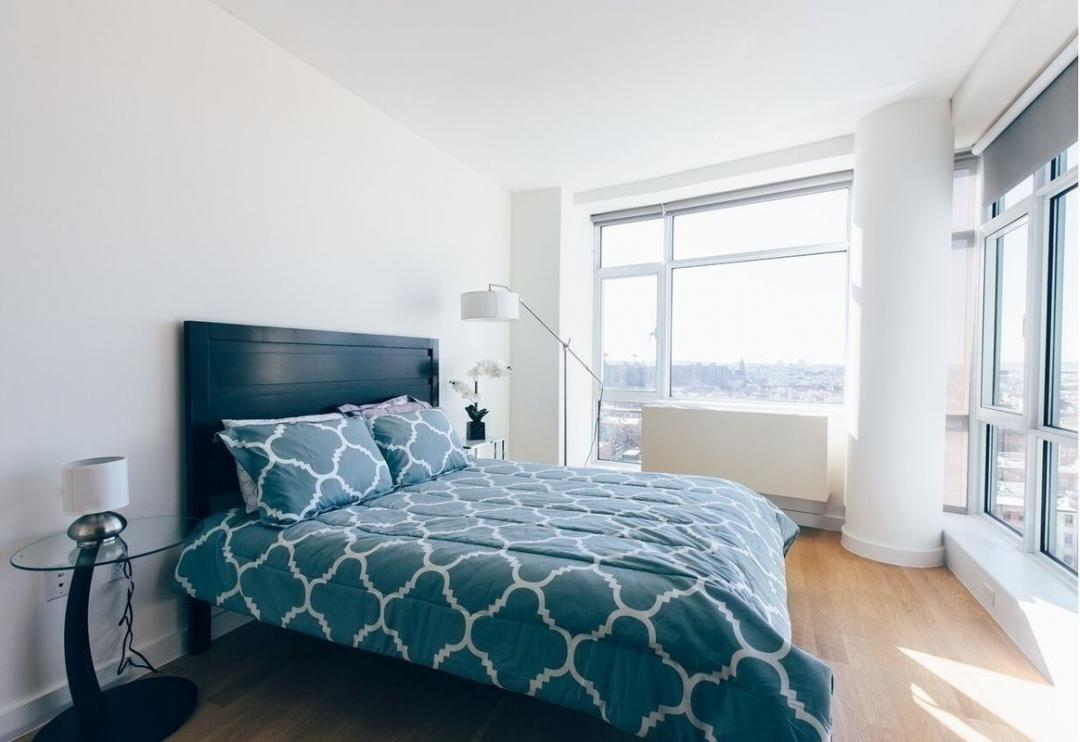 Downtown Brooklyn Condos for Rent- Bedroom at 189 Schermerhorn Street
