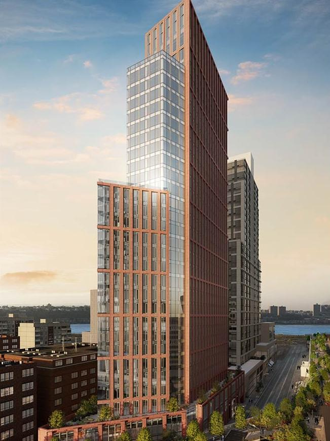 Apartments for rent at One Hudson Yards in Manhattan