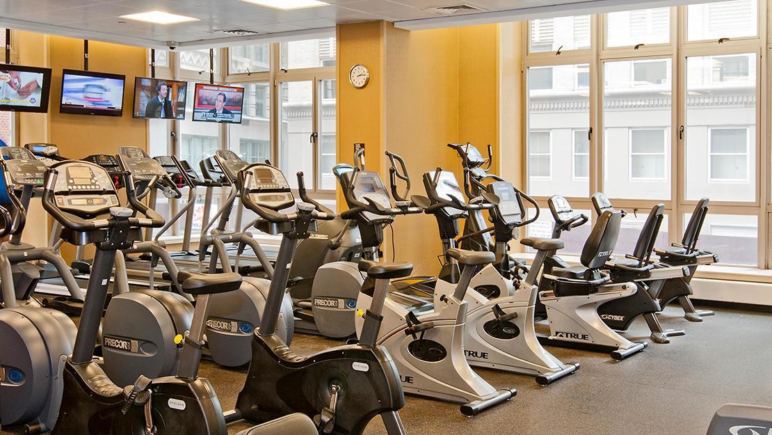2 Gold Street Fitness Center - Financial District Apartment Rentals
