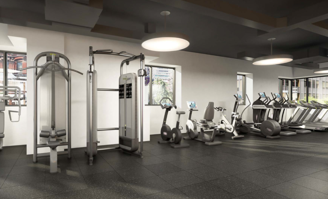 Rentals at 200 East 39th Street in Manhattan - Fitness Center