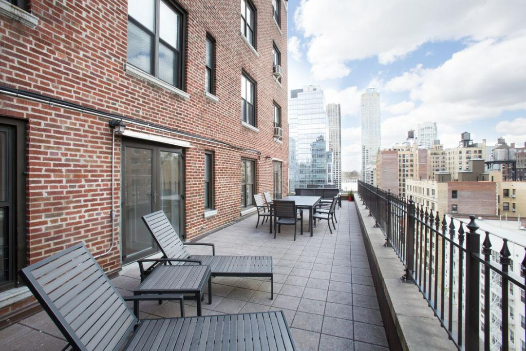 210 West 70th Street - Upper West Side Rentals, NYC Terrace