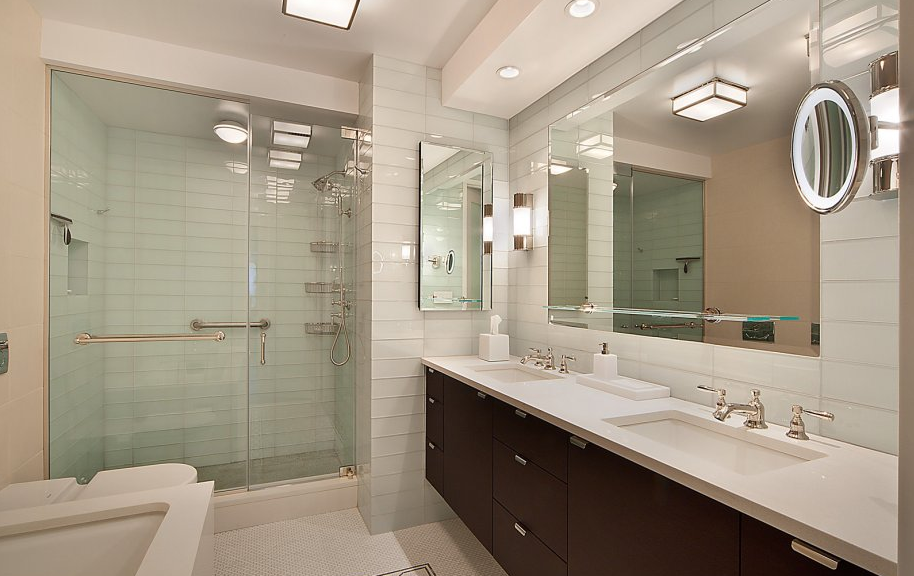 211 Madison Bathroom - Murray Hill Luxury Apartments for Rent in NYC