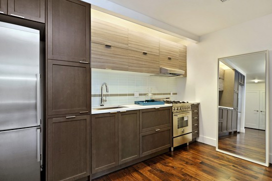 21 East 1st Street - Kitchen Unit - Luxury Condos in East Village