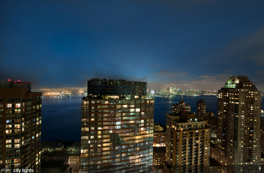 Stunning view at Le Rivage in NYC - Condos for rent