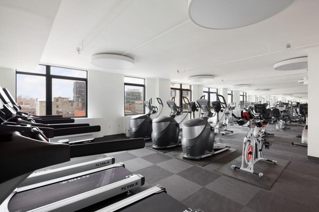 Fitness Center at 2211 Third Avenue in East Harlem - Apartments for rent