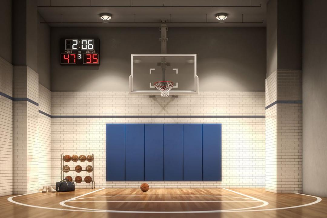 Basketball Court at 222 West 80th Street - NYC Rental Apartments