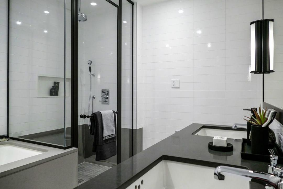 Bathroom at 222 West 80th Stree t- NYC Rental Apartments