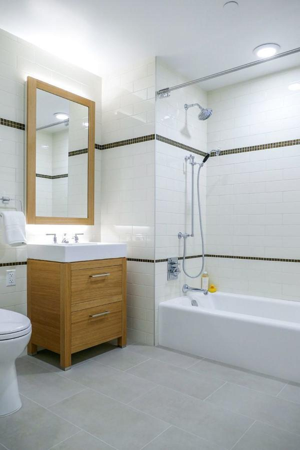 Bathroom at 222 West 80th Street - NYC Rental Apartments